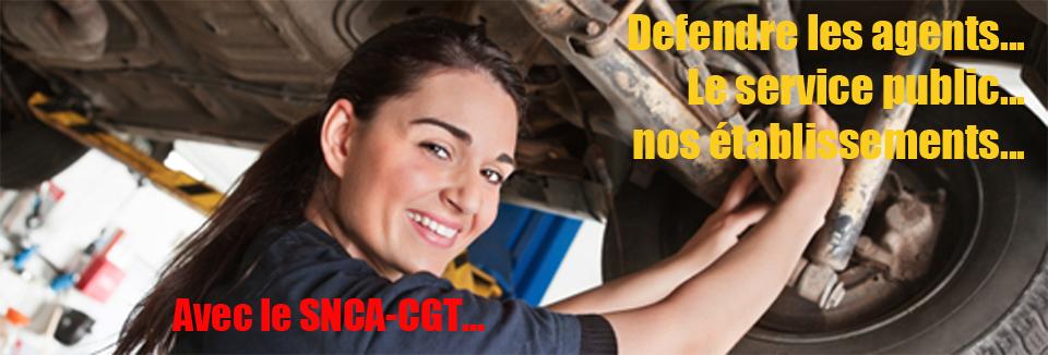 le syndicat CGT des agents de chambres de métiers et CFA