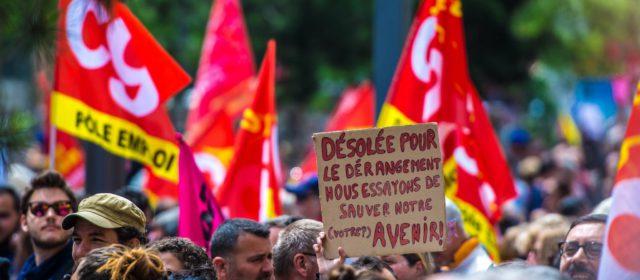 BOUCHES DU RHONE : Abrogation de la « loi travail » et de la loi Santé !  Abandon immédiat des politiques d'austérité !