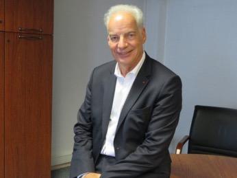 Alain GRISET, président sortant de l'APCM