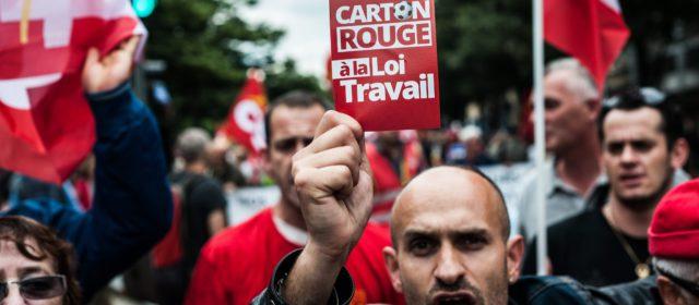 Vues de photographes, 4 mois contre la loi travail
