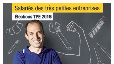 Les salariés des TPE confirment la CGT comme première organisation