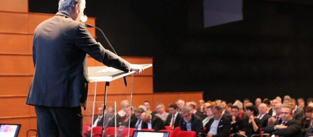 BERNARD STALTER DEMANDE AU GOUVERNEMENT DE MAINTENIR L'AUTONOMIE DU RÉSEAU DES CHAMBRES DE MÉTIERS ET DE L'ARTISANAT