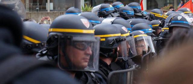 Violences policières à Lyon