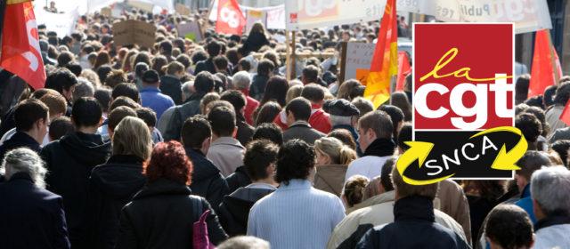 Le SNCA-CGT appelle à la grève le 20 mars 2019 dans les Chambres de Métiers et de l'Artisanat